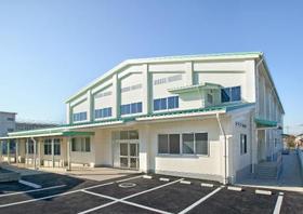 玉名町小学校体育館改築建築工事