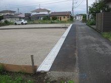 西牟田小学校前